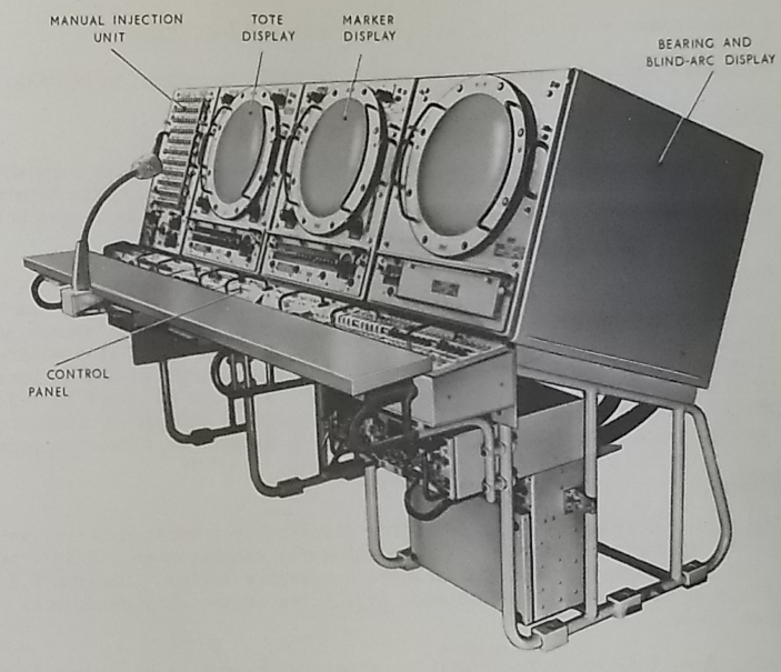 Missile Direction Officer's Console